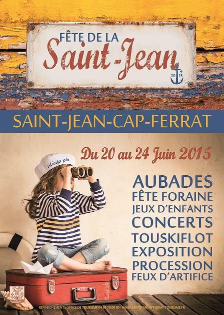 Celebrations of saint jean - Office du tourisme st jean cap ferrat ...